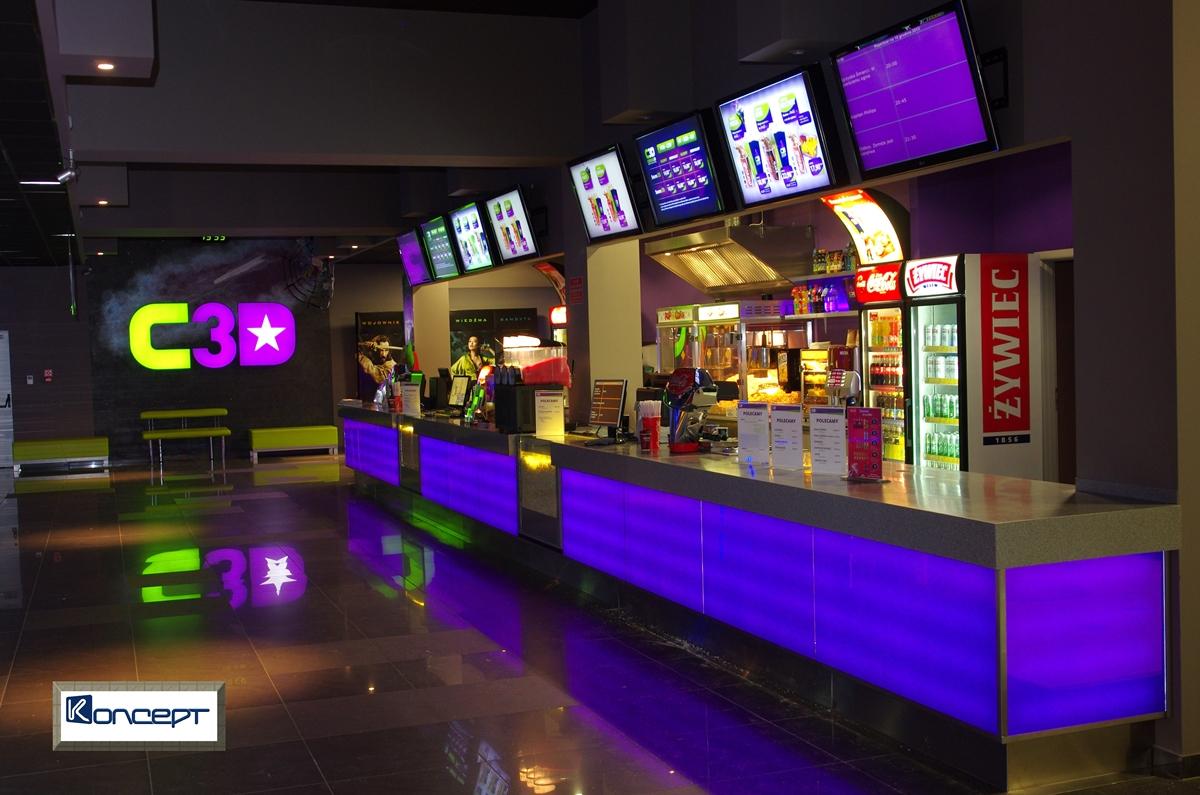 Cinema 3D w Kłodzku