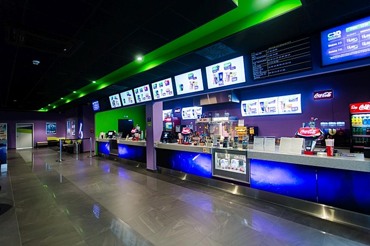 Cinema 3D Galeria Rywal w Białej Podlaskiej