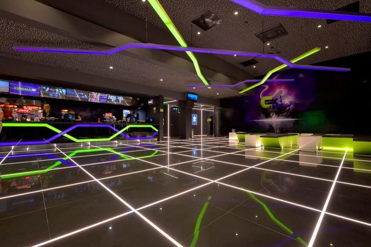 Cinema 3D Galeria Manhattan w Gorzowie Wielkopolskim