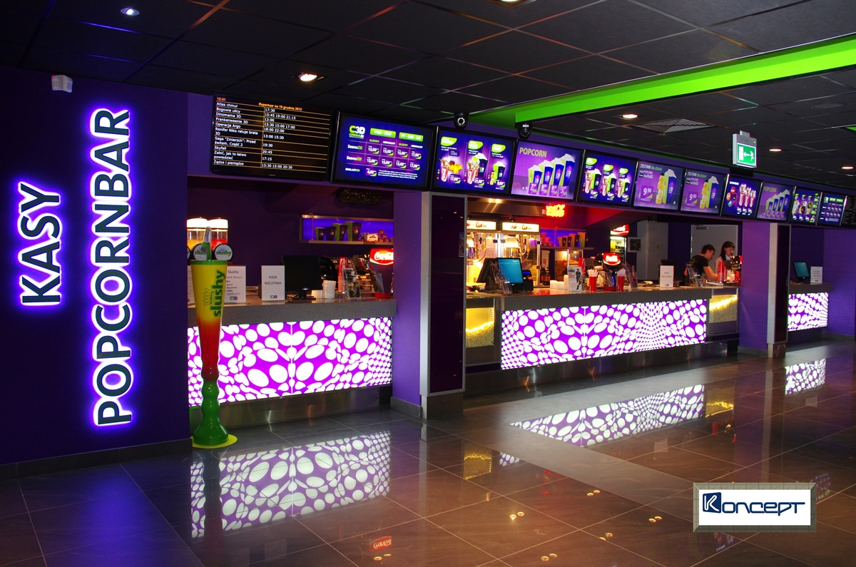 Cinema 3D Galeria Leszno