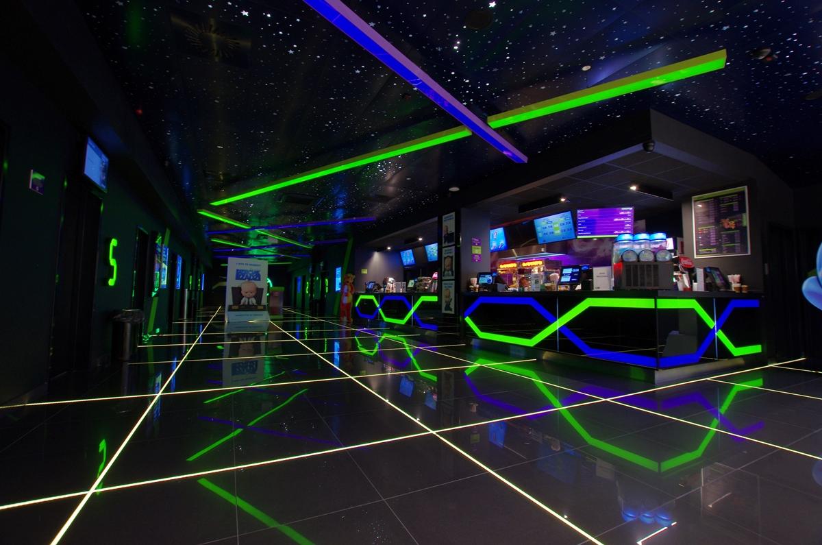 Cinema 3D Galeria Glogovia w Głogowie