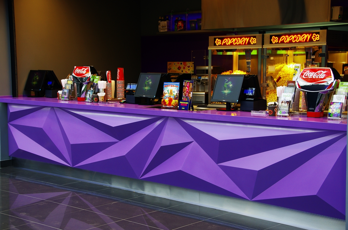 Cinema 3D Galeria Corso w Świnoujściu