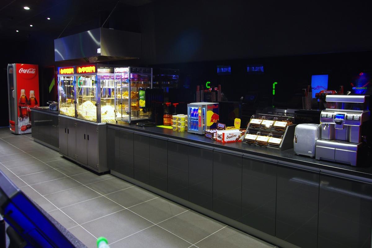 Cinema 3D Galeria Bałtycka w Gdańsku