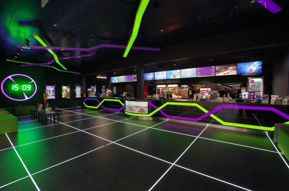 Cinema 3D Galeria Navigator w Mielcu