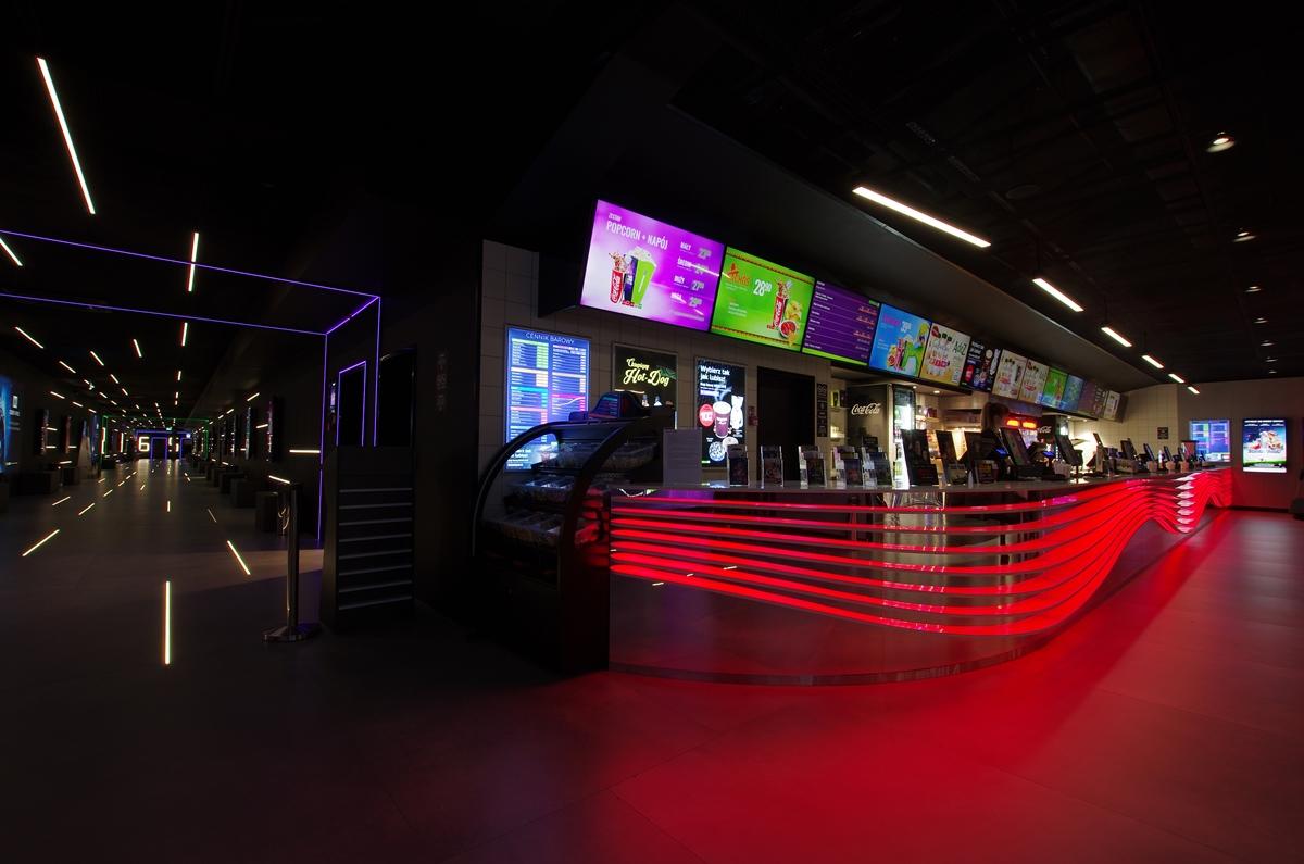 Cinema 3D Galeria Reduta w Warszawie